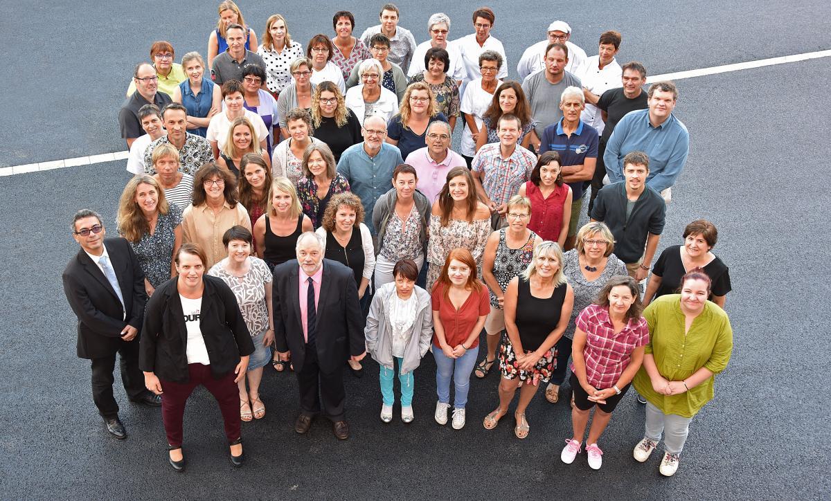 College Robert Schuman 36 Rue Charles De Gaulle 68550